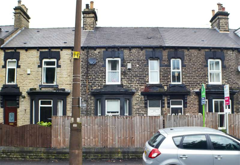 6 Bedrooms Terraced House for sale in Park Road, BARNSLEY, South Yorkshire