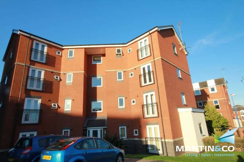 2 Bedrooms Ground Flat for sale in Cape Hill, Smethwick, B66