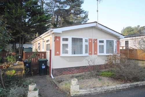 2 Bedrooms Park Home Mobile Home for sale in Sunnyside Park, St Ives