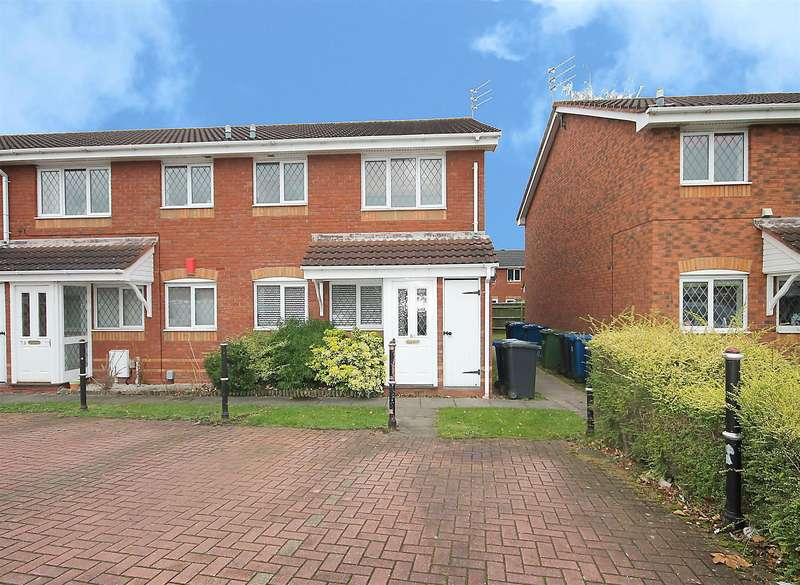1 Bedroom Ground Flat for sale in Exeter Drive, Tamworth, B79 7UQ
