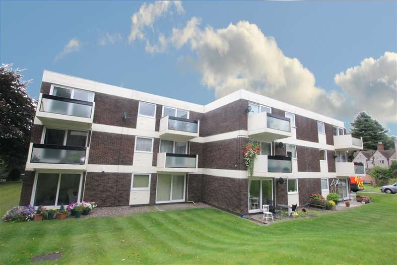 1 Bedroom Flat for sale in St. Peters Close, Sutton Coldfield, B72 1LS