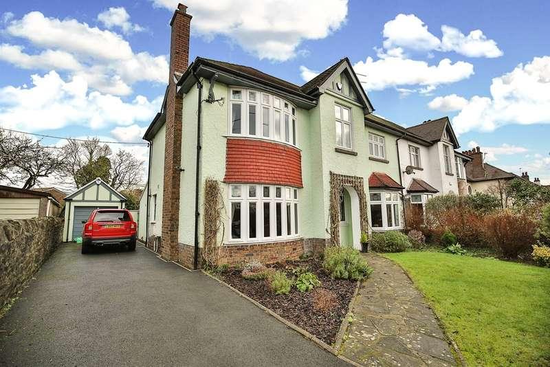 5 Bedrooms Semi Detached House for sale in Heol Creigiau, Creigiau, Cardiff