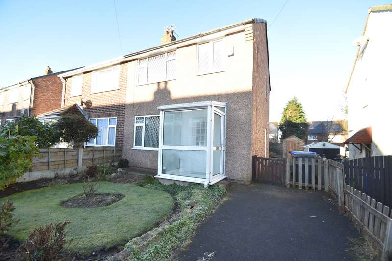 3 Bedrooms Semi Detached House for sale in Ventnor Avenue, Bury, BL9