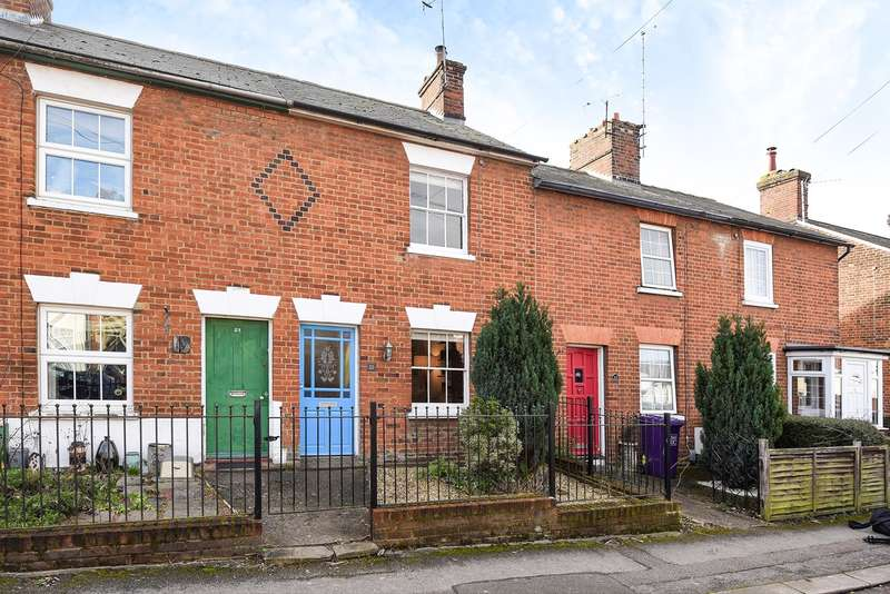 2 Bedrooms Terraced House for sale in Trevor Road, Hitchin, SG4