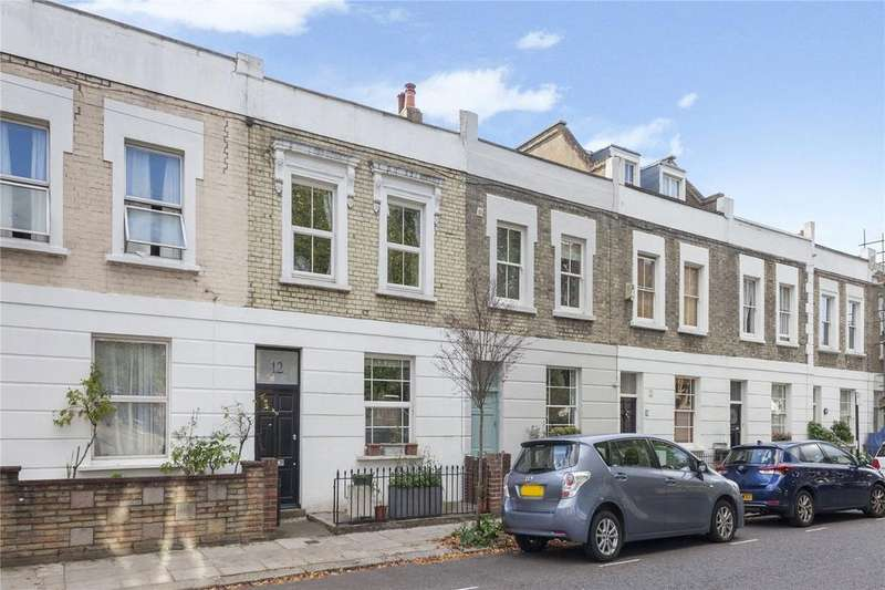 2 Bedrooms Terraced House for sale in Raglan Street, Kentish Town, London