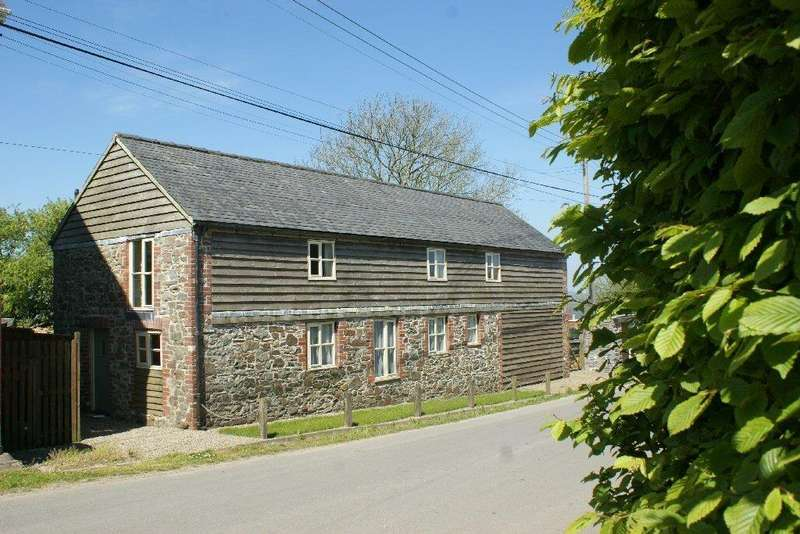 4 Bedrooms Barn Conversion Character Property for sale in Bancyffordd, Llandysul, Carmarthenshire SA44