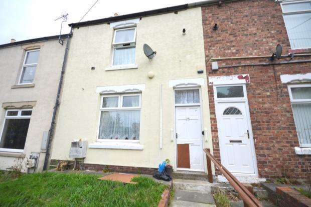 3 Bedrooms Terraced House for sale in Poplar Terrace, West Cornforth, Durham