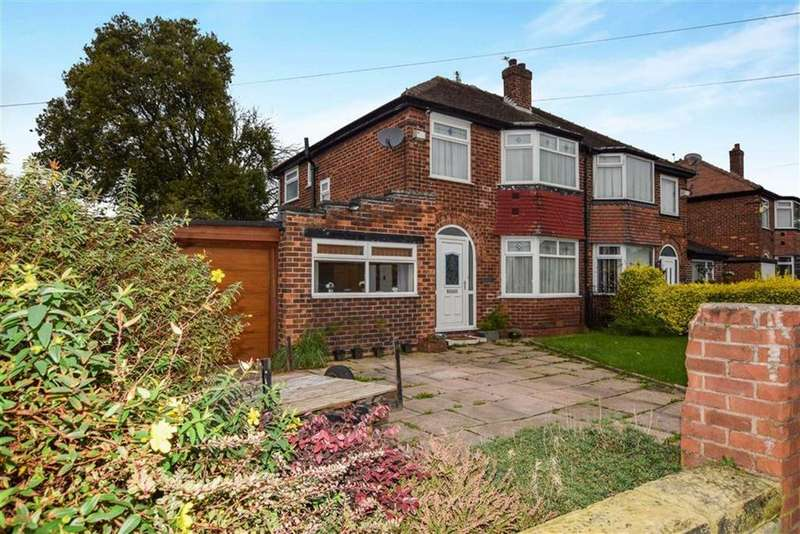 3 Bedrooms Semi Detached House for sale in Northenden Road, Sale, M33