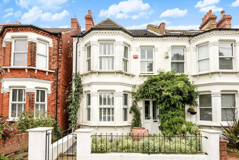 4 Bedrooms Semi Detached House for sale in Alexandra Road London SE26