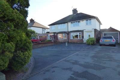 3 Bedrooms Semi Detached House for rent in New Road, Bignall End ST7