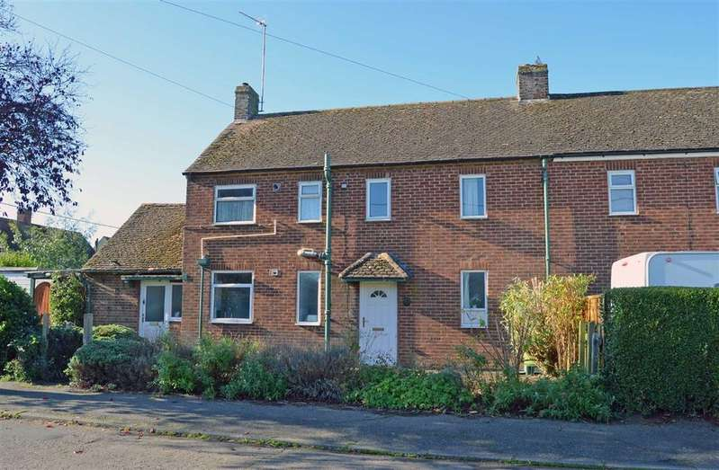 3 Bedrooms Semi Detached House for sale in Butts Hill Crescent, Bugbrooke