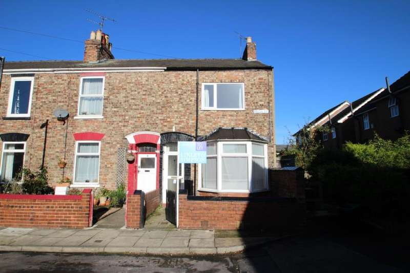 3 Bedrooms Terraced House for sale in HILDA STREET, YORK, YO10 3DX