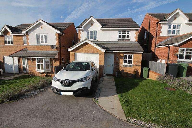 3 Bedrooms Detached House for sale in Proudman Drive, Prenton