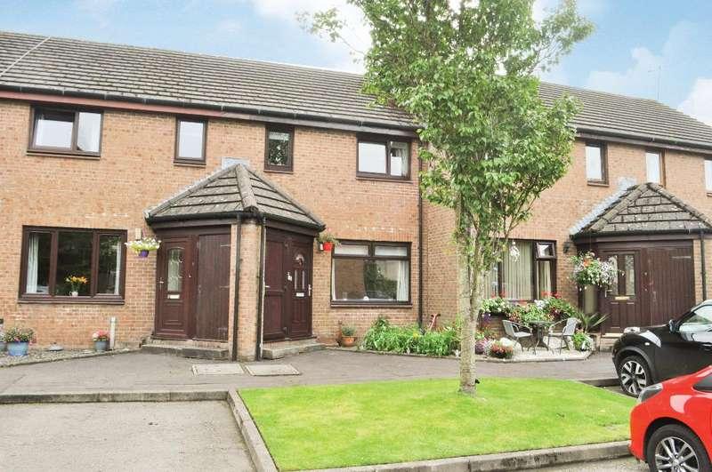 3 Bedrooms Terraced House for sale in Buchanan Court, Balfron, Strirlingshire, G63 0TZ