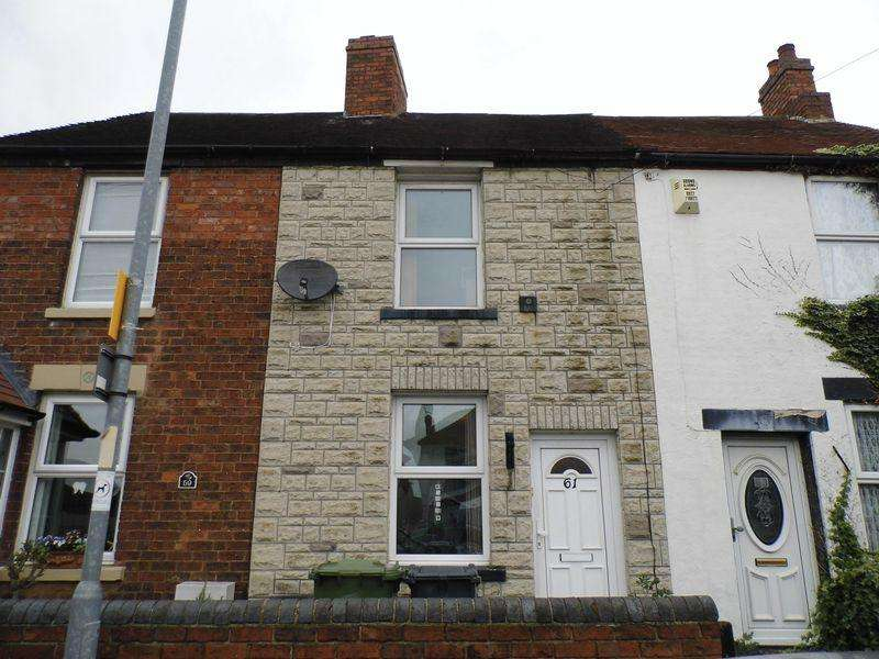 2 Bedrooms Terraced House for sale in Old Town Lane, Pelsall, Walsall