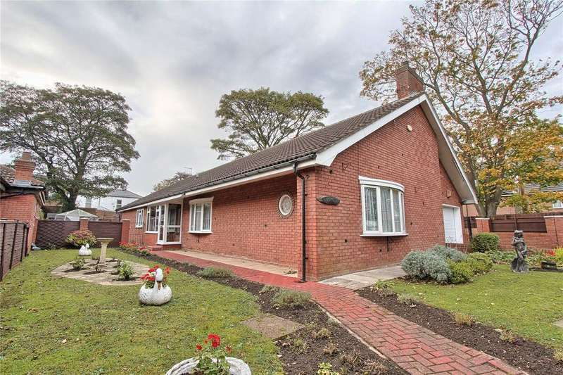 4 Bedrooms Detached Bungalow for sale in Westbourne Road, Hartlepool
