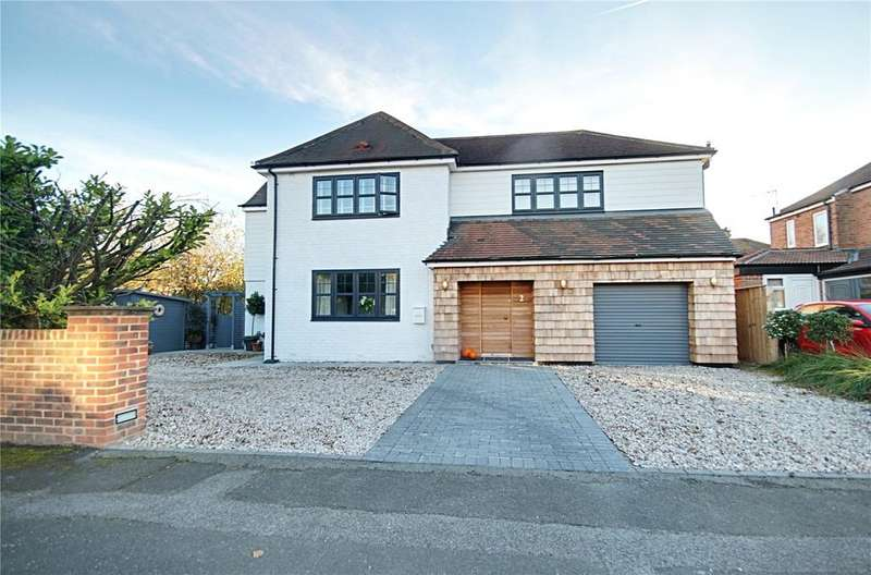 5 Bedrooms Detached House for sale in Highfield Drive, Eaglescliffe