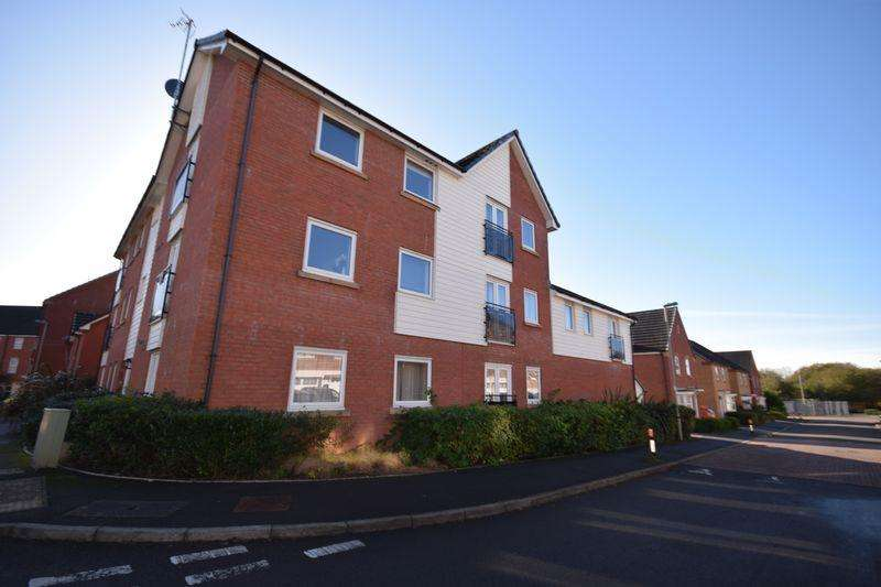 Studio Flat for sale in Longacres, Bridgend