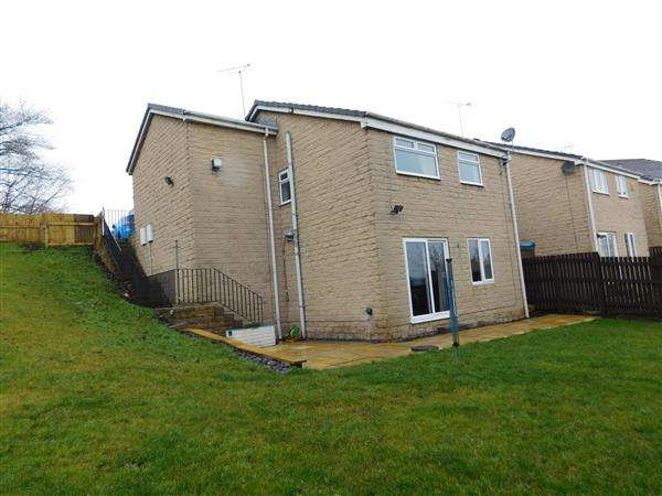 3 Bedrooms Detached House for sale in Millstone Rise, Norristhorpe, Liversedge