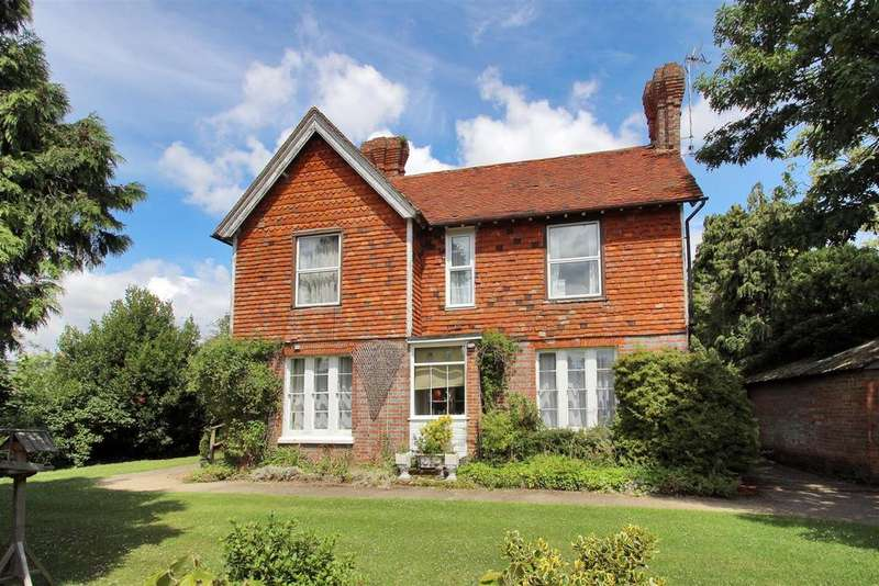 4 Bedrooms Detached House for sale in Church Lane, Shadoxhurst, Ashford
