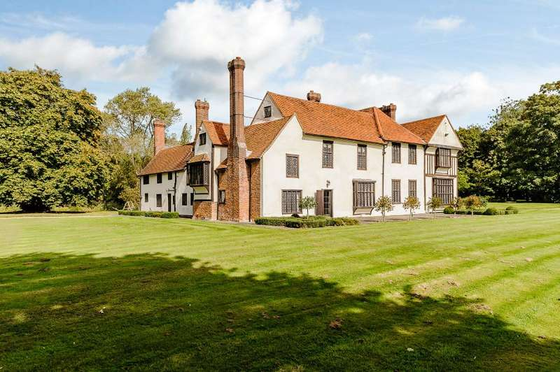 7 Bedrooms Detached House for rent in Easthorpe, Colchester CO5