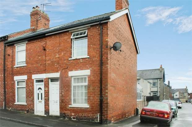 2 Bedrooms End Of Terrace House for sale in Regent Mount, Harrogate, North Yorkshire