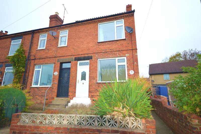 2 Bedrooms Property for rent in Church Lane, North Wingfield, Chesterfield, S42