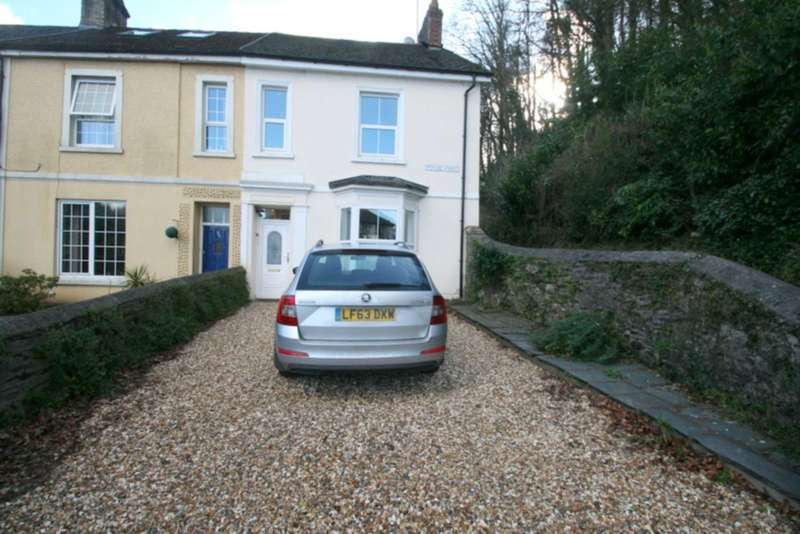 3 Bedrooms End Of Terrace House for sale in Fore Street, Plymouth