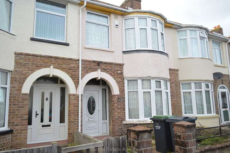 3 Bedrooms Terraced House for sale in Welch Road, Elson