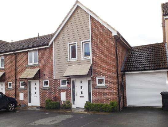 3 Bedrooms End Of Terrace House for sale in Basingstoke, Hampshire
