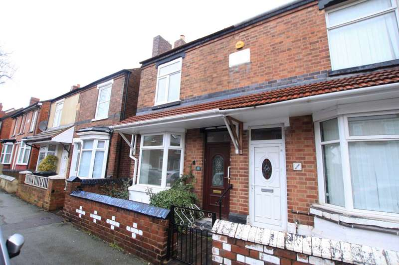 3 Bedrooms Semi Detached House for rent in Victoria Road, Wolverhampton