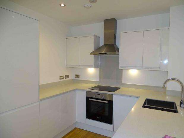 2 Bedrooms Apartment Flat for sale in Emerald House Lansdowne Road, Croydon, CR0