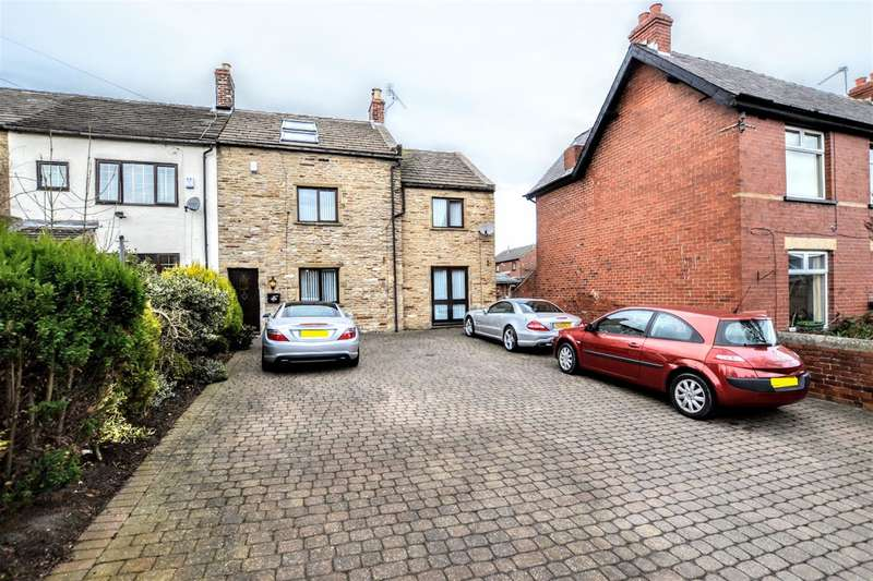 4 Bedrooms End Of Terrace House for sale in Jermyn Croft, Dodworth, Barnsley, S75 3LR