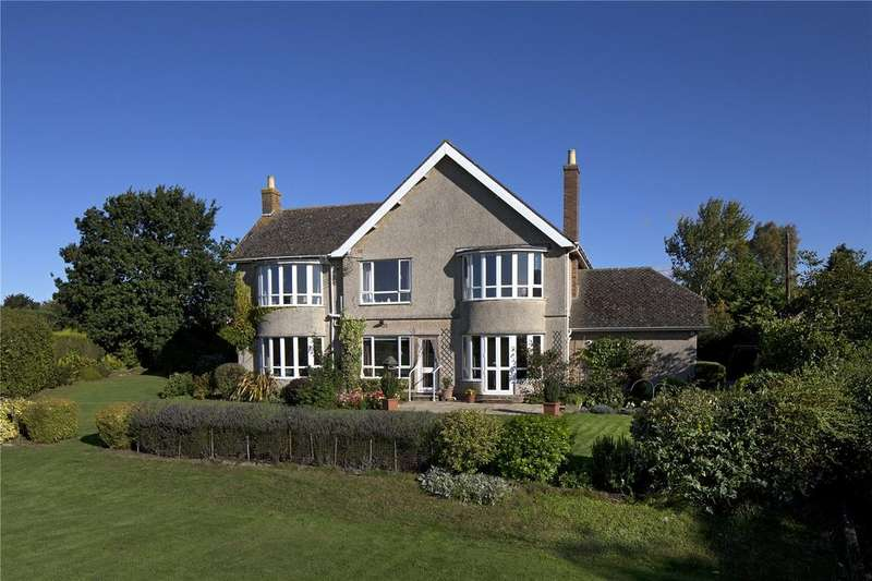 3 Bedrooms Detached House for sale in Main Road, Long Hanborough, Witney, Oxfordshire, OX29