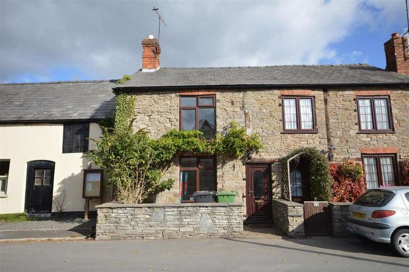 2 Bedrooms Terraced House for rent in Lyonshall, Kington, Herefordshire