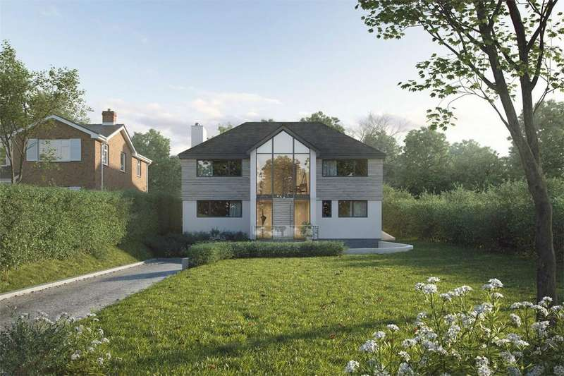 5 Bedrooms Detached House for sale in Chilbolton, Hampshire