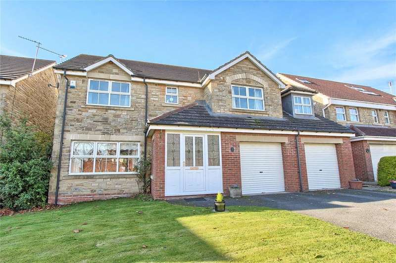 5 Bedrooms Detached House for sale in Meadow Walk, Carlton