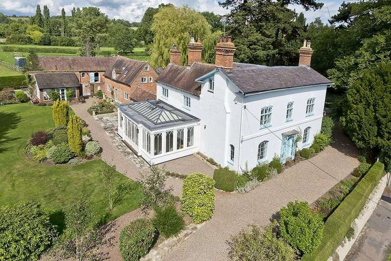 5 Bedrooms Detached House for sale in Henley Road, Great Alne