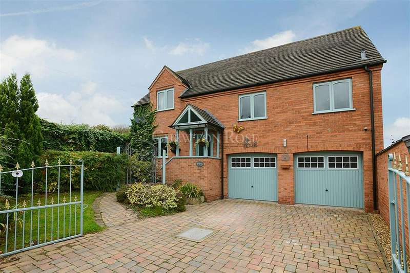 5 Bedrooms Detached House for sale in Diseworth, Derby, Derbyshire