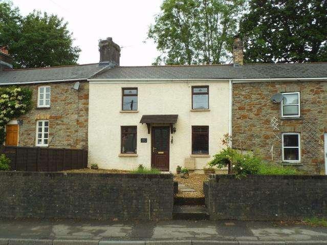 2 Bedrooms Cottage House for sale in 11 Oak Terrace, Coytrahen, Bridgend CF32
