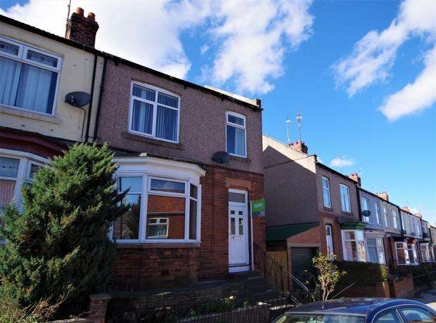 3 Bedrooms Terraced House for rent in Hurstwood Road, Sunderland, SR4