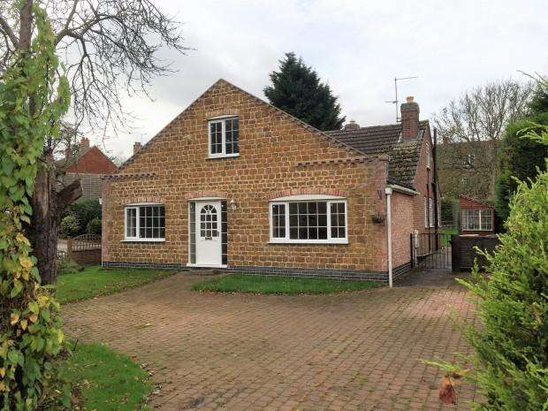 4 Bedrooms Detached House for sale in Scalford Road, Eastwell, Melton Mowbray, LE14