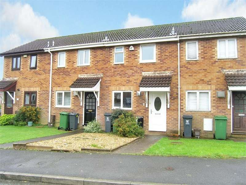 2 Bedrooms Terraced House for sale in Hillcrest Close, Thornhill, Cardiff