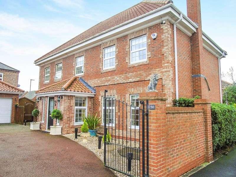 5 Bedrooms Property for sale in Burdon Walk, Castle Eden, Hartlepool, Durham, TS27 4FD