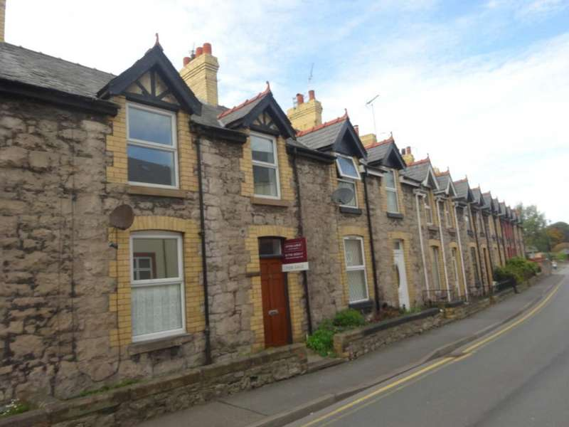 3 Bedrooms Terraced House for sale in Water Street, Abergele