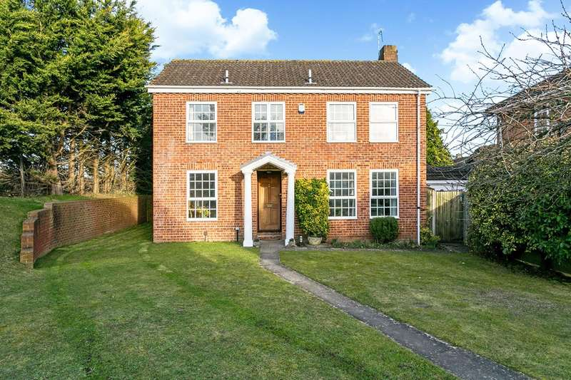 4 Bedrooms Detached House for sale in Balmoral, off Cranbrook Drive Maidenhead