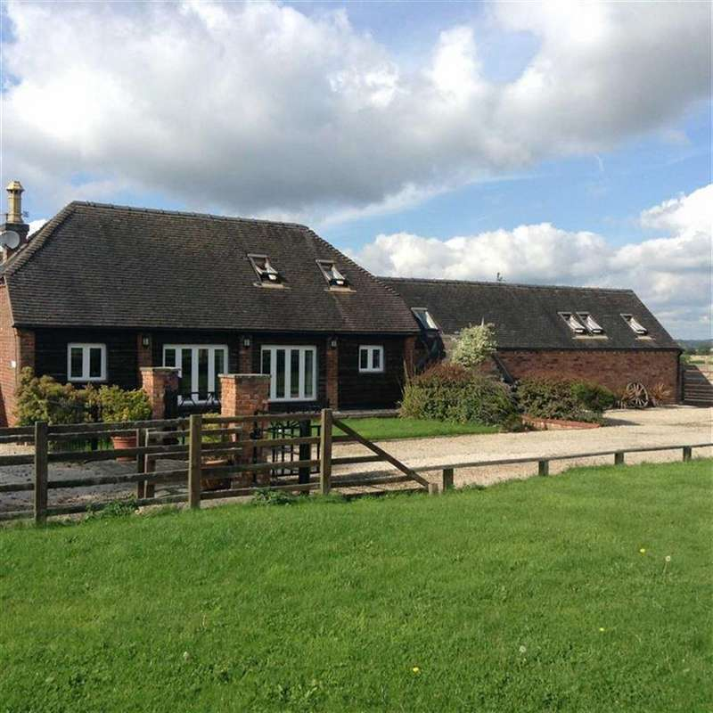 4 Bedrooms Detached House for sale in Swepstone