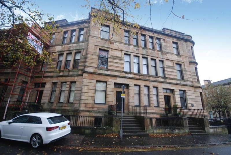 2 Bedrooms Flat for sale in B2, 2 Walmer Crescent, Cessnock, Glasgow, G51 1AT