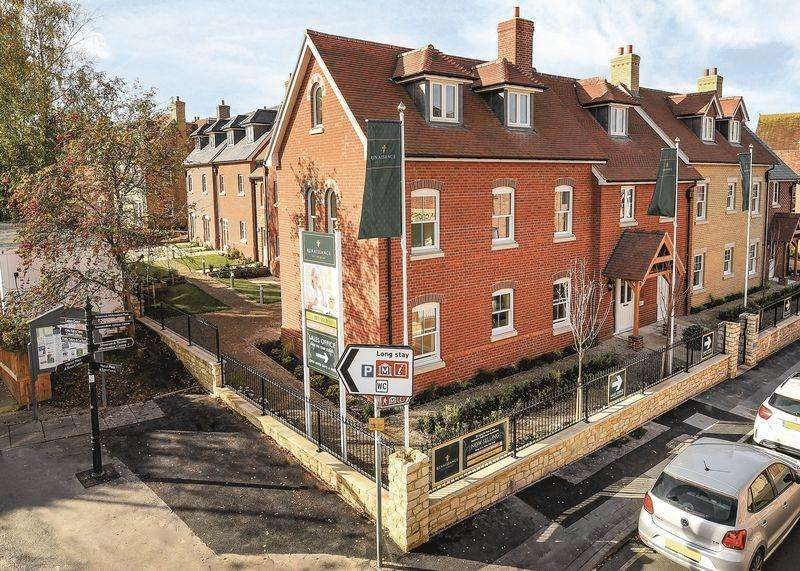 1 Bedroom Apartment Flat for sale in Fleur-de-Lis, Church Street, Wantage
