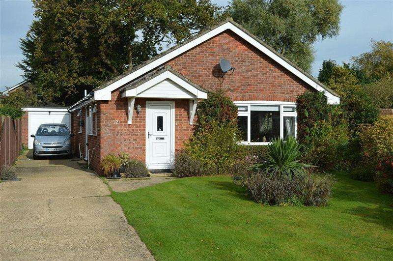 3 Bedrooms Detached Bungalow for sale in Fir Park Ashill